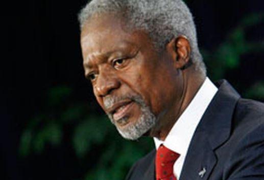 Ex Secretario General de la ONU alerta por posible violencia en comicios electorales