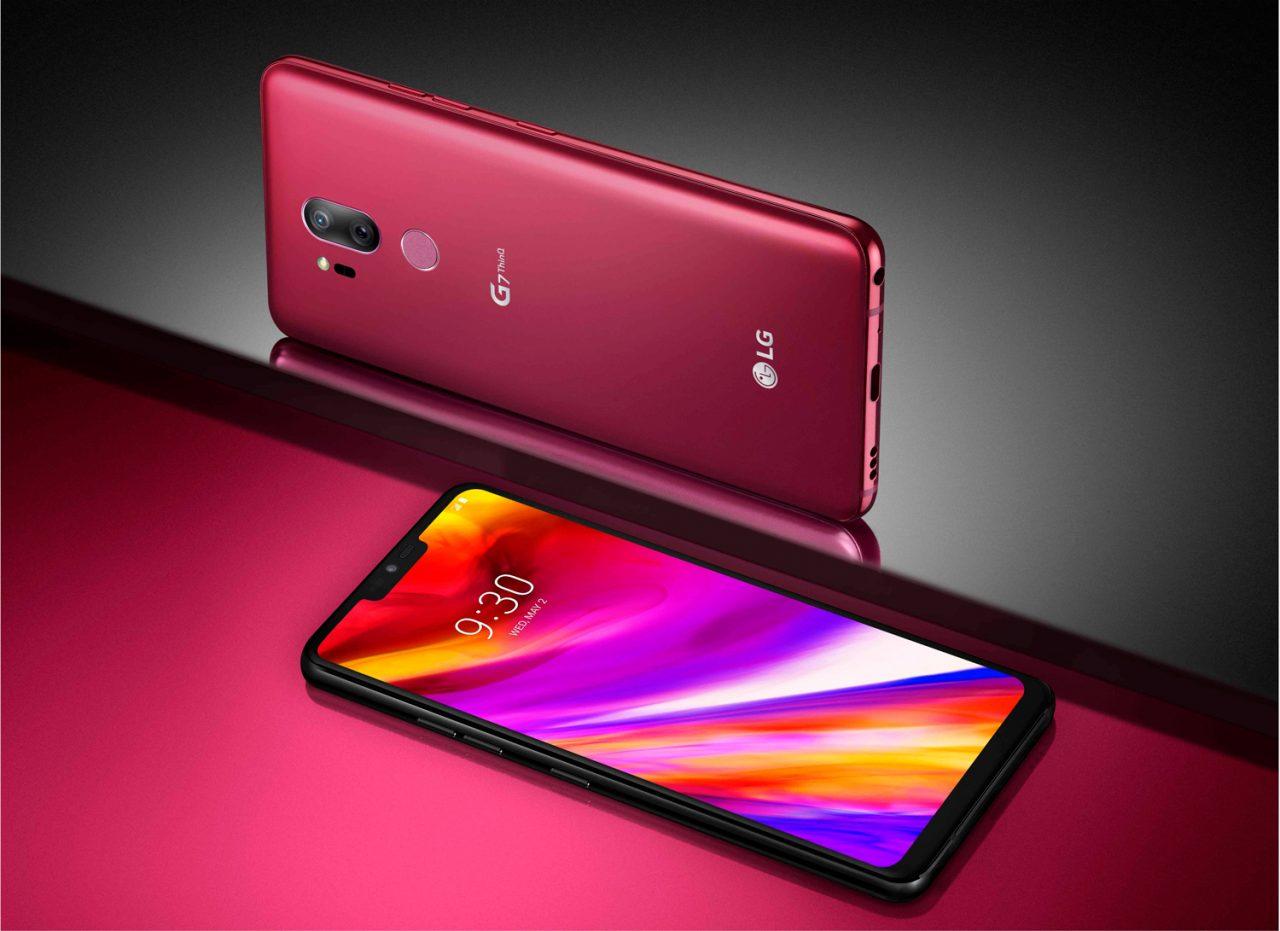 Conoce el LG G7 ThinQ, tu vínculo inteligente con el mundo exterior
