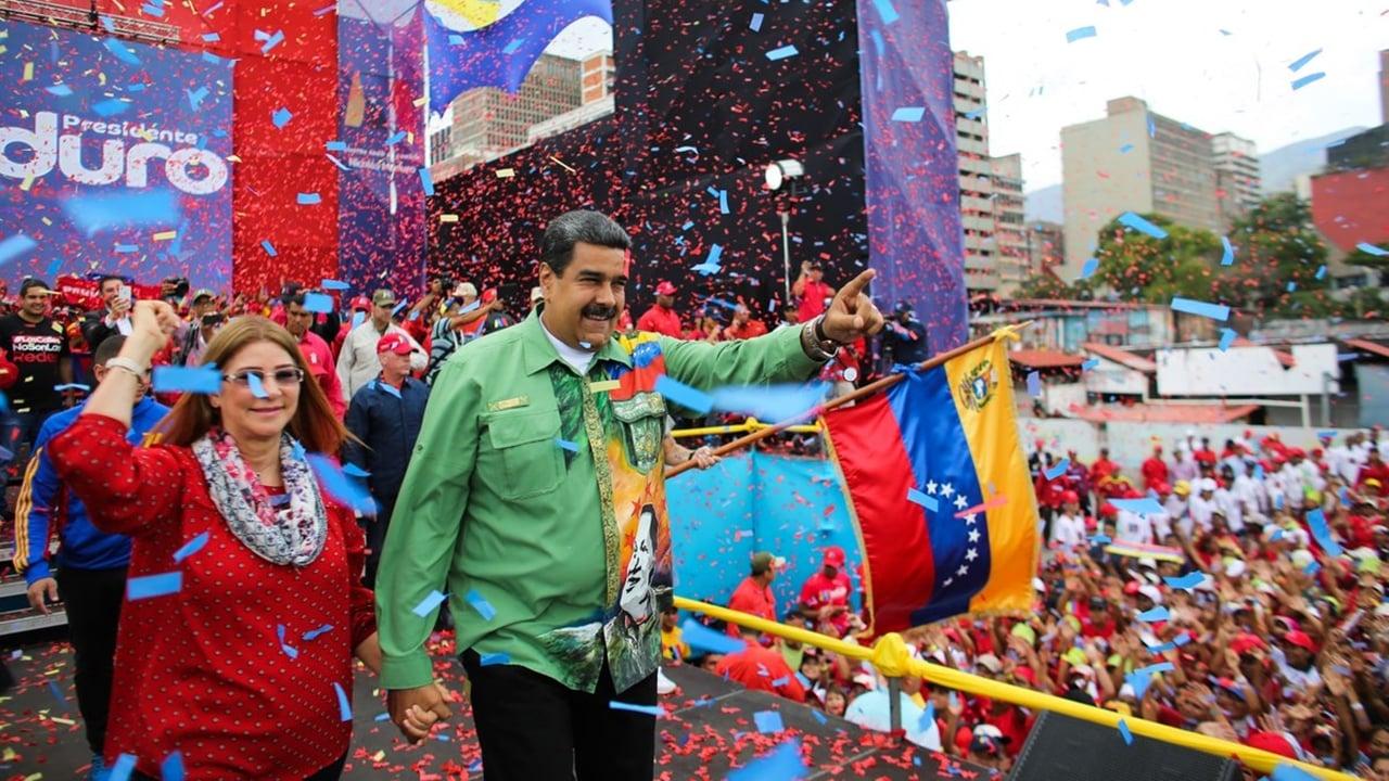 Países americanos desconocen las elecciones en Venezuela