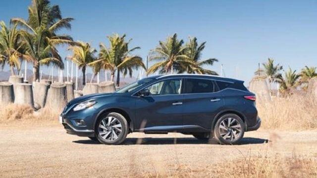 Murano, Nissan, SUV, crossover