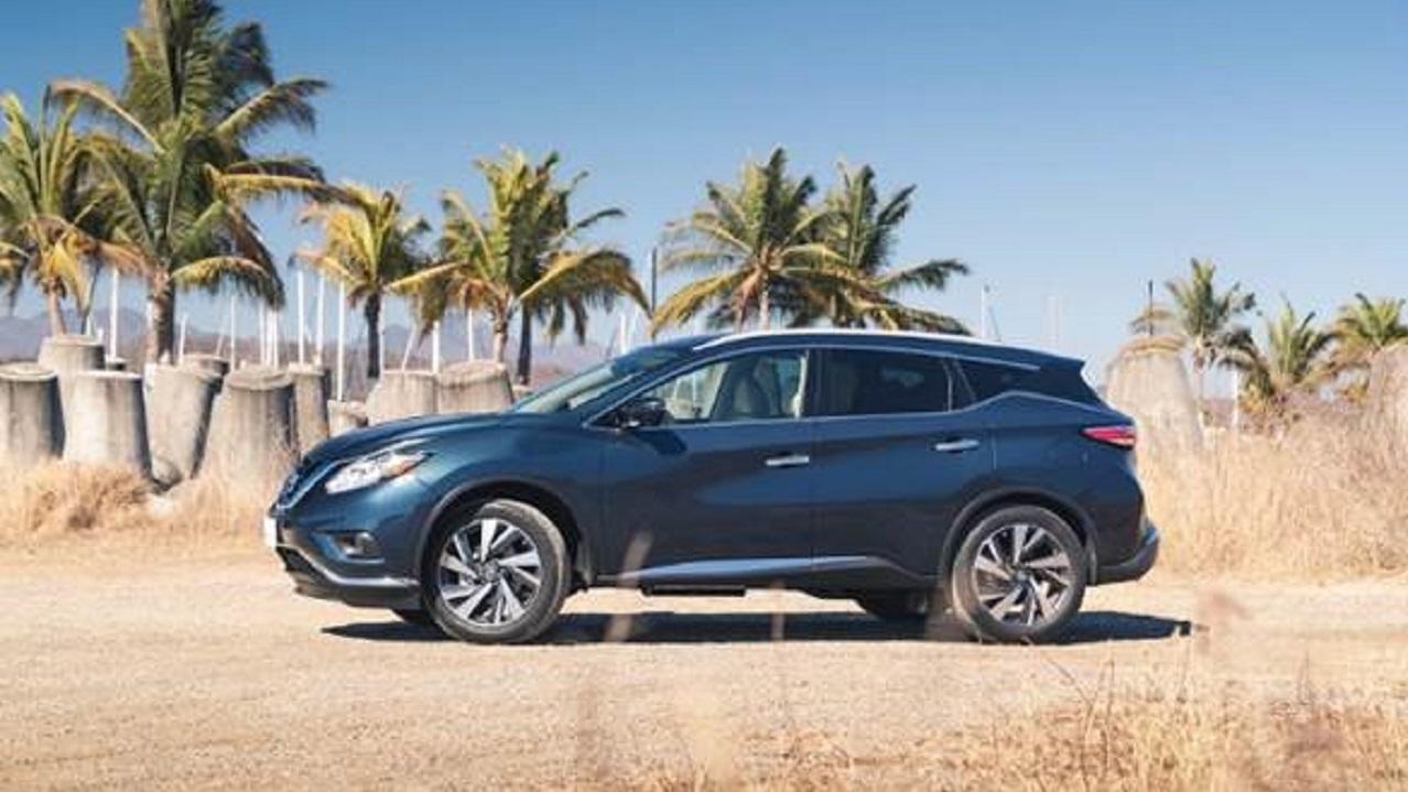 Murano, el crossover de Nissan está de vuelta