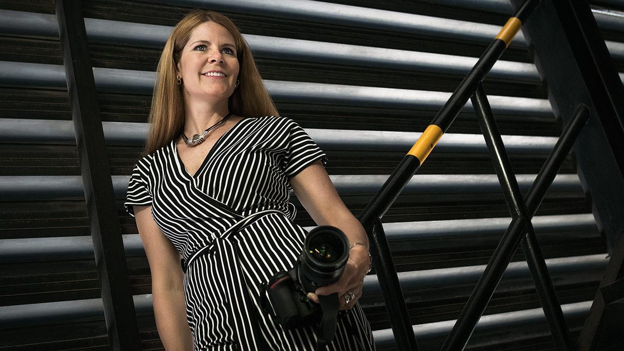 Nicole Holmes, una fotógrafa aventurera de la imagen