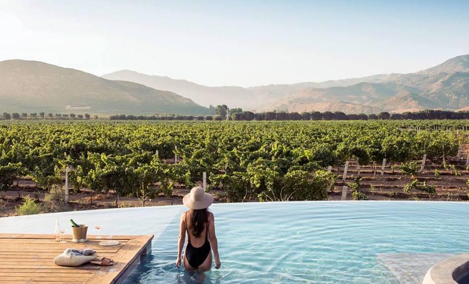 Top 5: los hoteles más exclusivos del Valle de Guadalupe