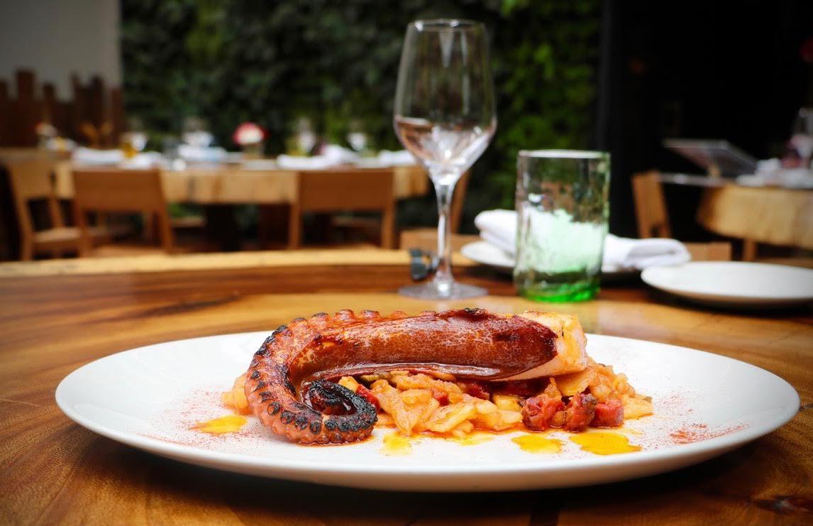 Sagardi revela nuevo menú de cocina vasca en la CDMX