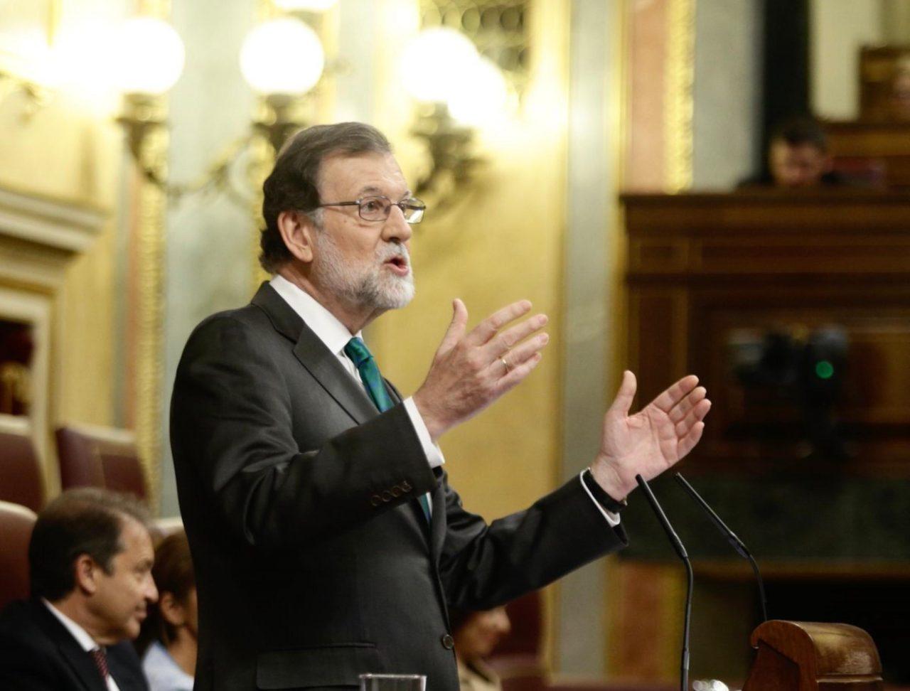 Congreso destituye a Rajoy; nuevo gobierno promete transformar España