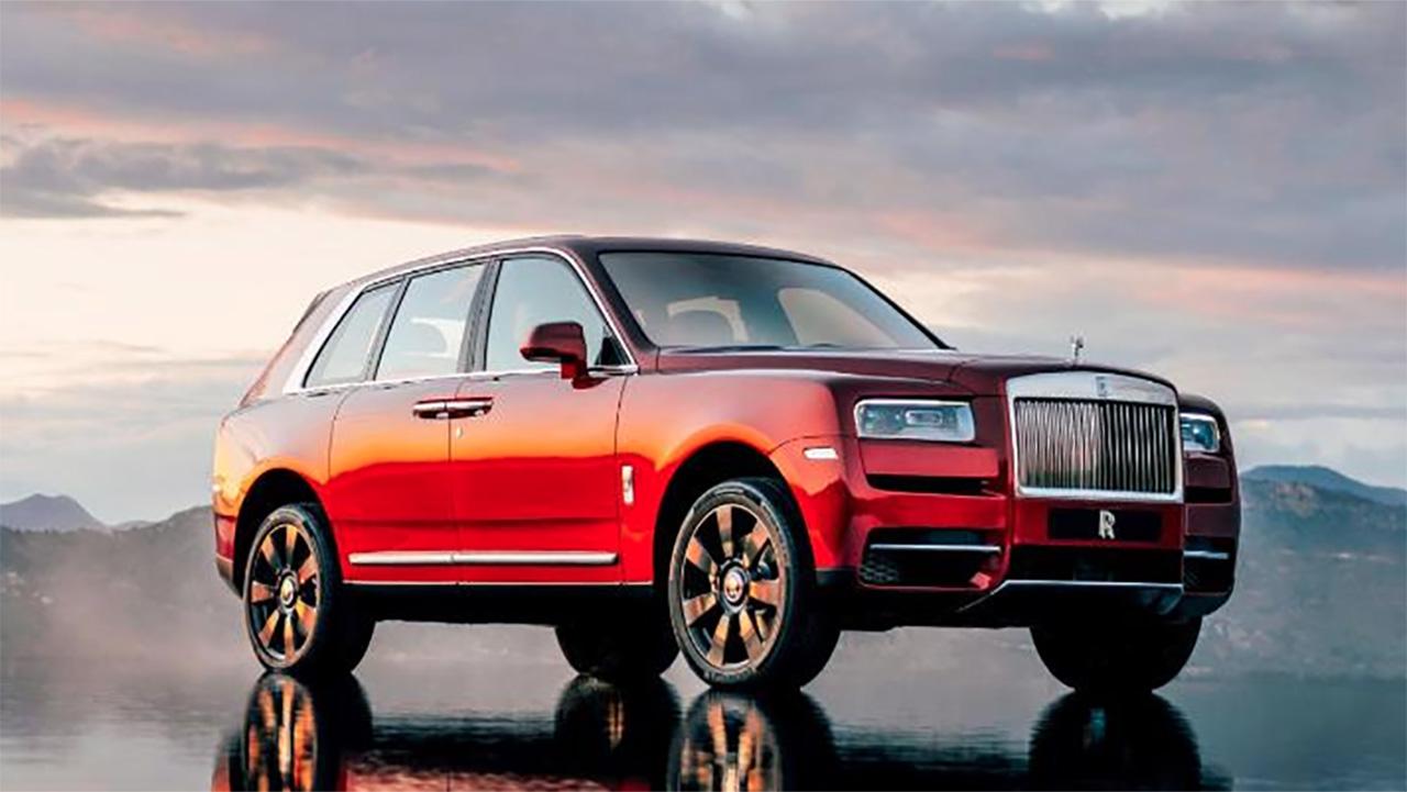 El primer SUV de Rolls Royce ya está a la venta