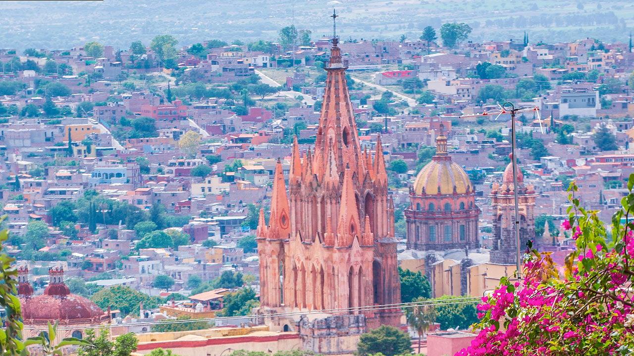 San Miguel de Allende fusiona el arte y la cocina