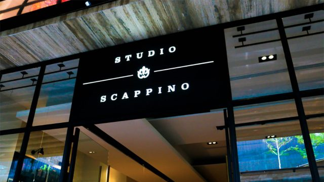Scappino, Artz Pedregal, moda