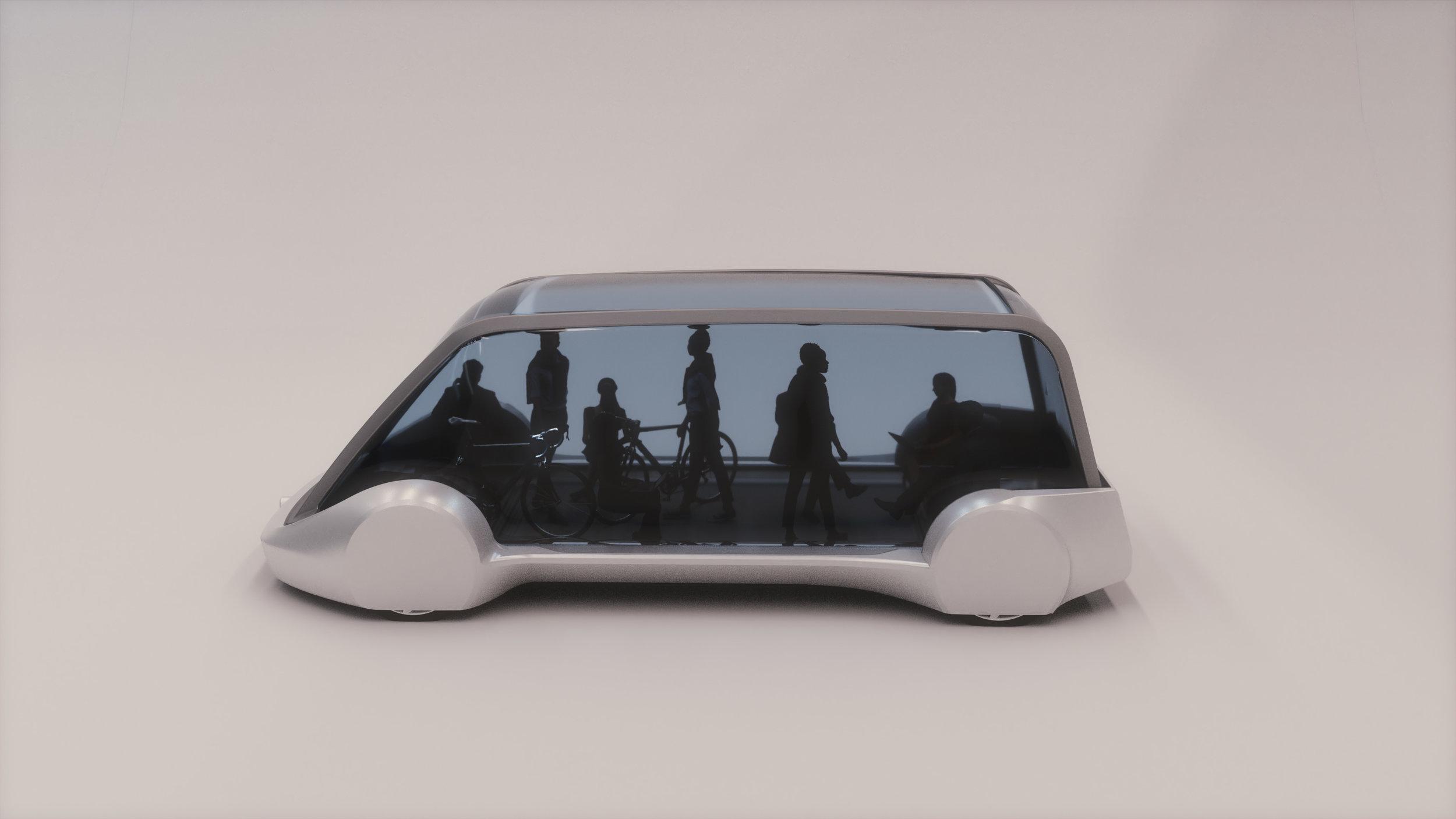 Elon Musk está a pocos meses de ofrecer paseos por un túnel en Los Ángeles