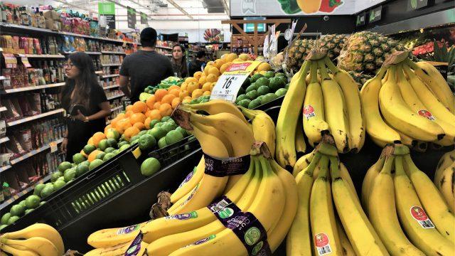 inflacion Superama supermercado frutas y verduras