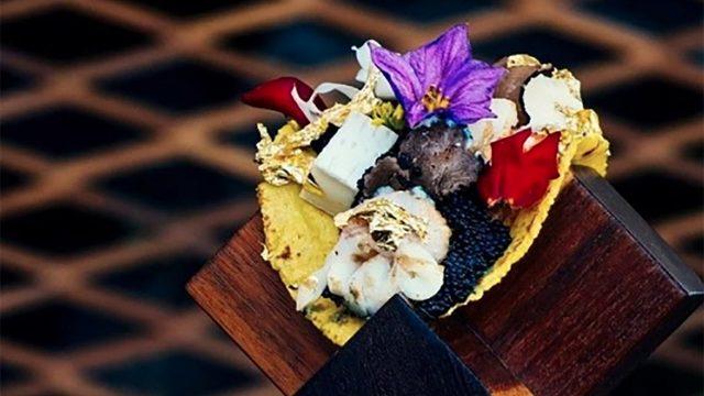 taco, gourmet, Grand Velas, gastronomía