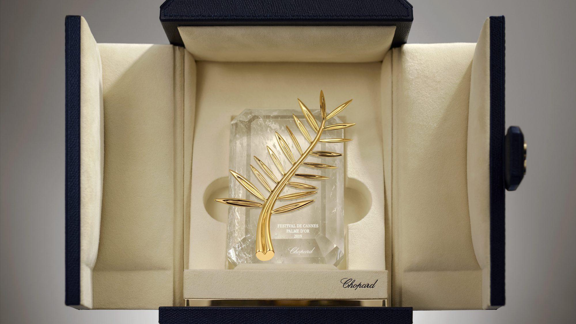 La Palma de Oro de Cannes, mucho más que un trofeo