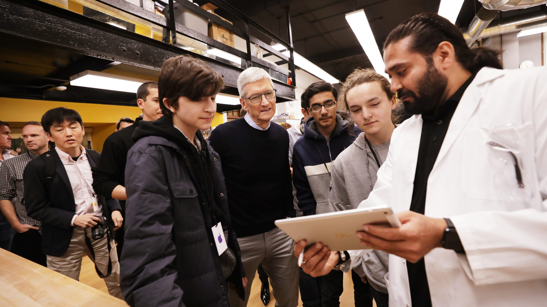 Apple cancela centro de datos en Irlanda luego de 3 años de pleitos