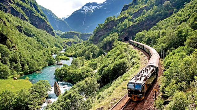 Europe, tren, viajar