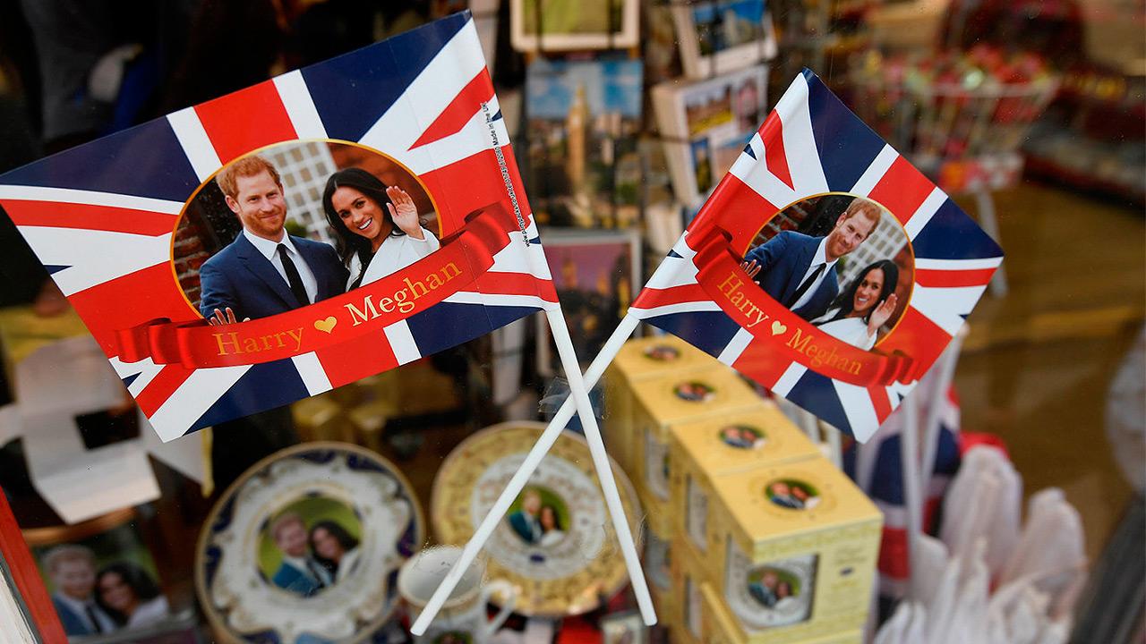 ¿La boda real servirá para impulsar la débil economía británica?
