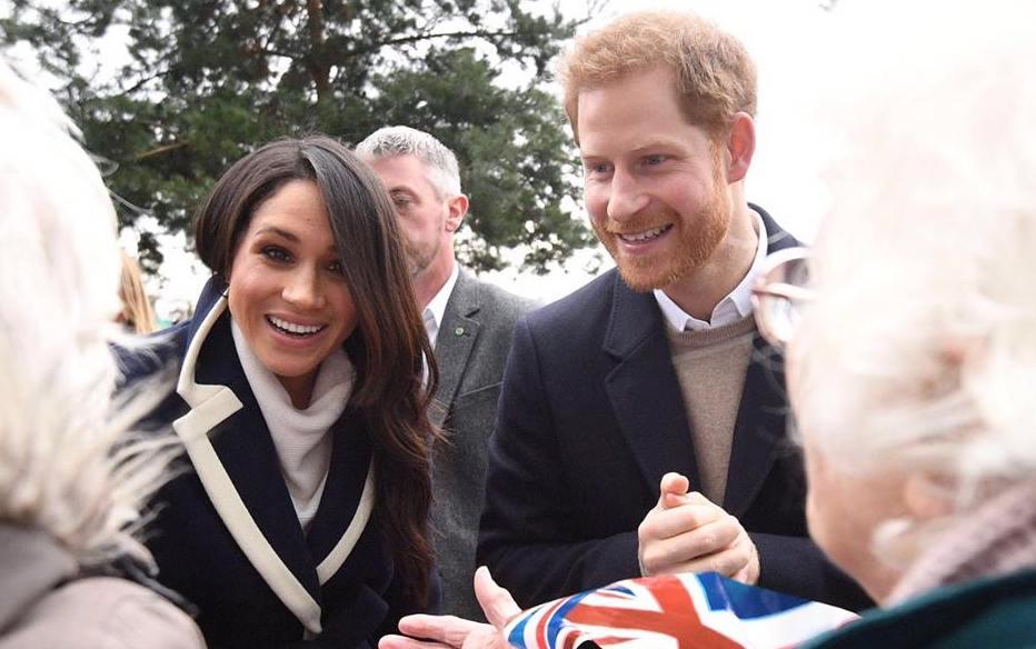 Descubre los secretos de Buckingham en Netflix antes de la boda real