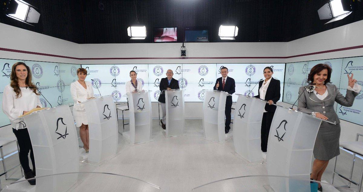 Ataques y propuestas a medias marcan el segundo #DebateChilango