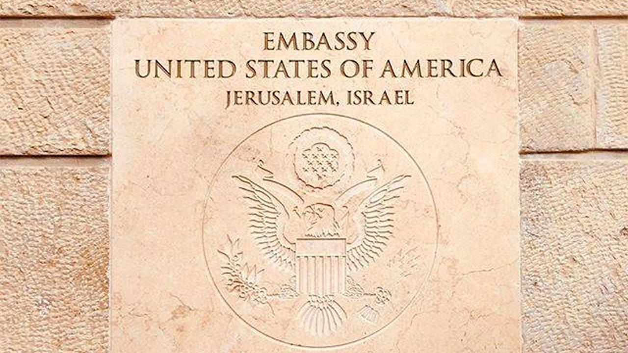 Estados Unidos inaugura su embajada en Jerusalén