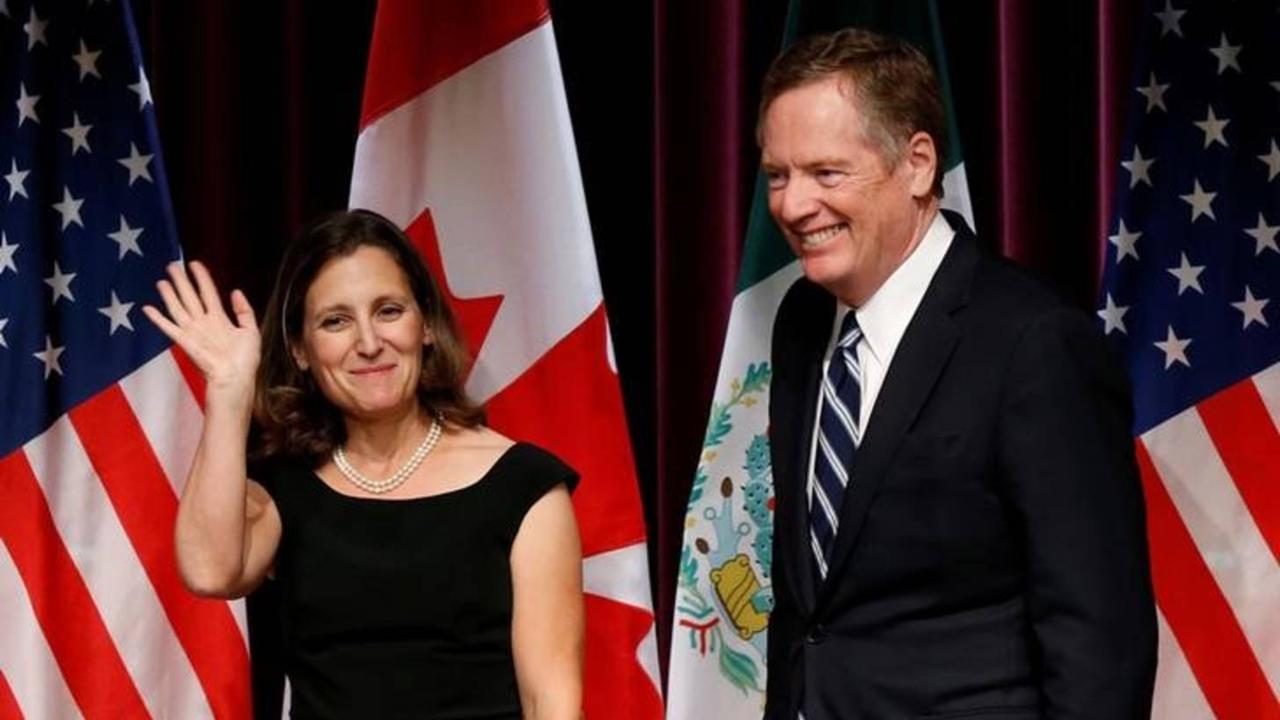 EU y Canadá alcanzarían acuerdo comercial en 'último segundo'