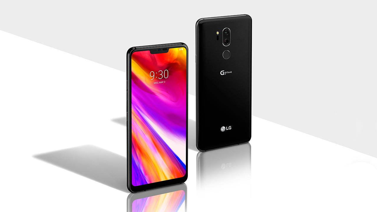 Así es el G7 ThinQ, el smartphone de LG con Inteligencia Artificial