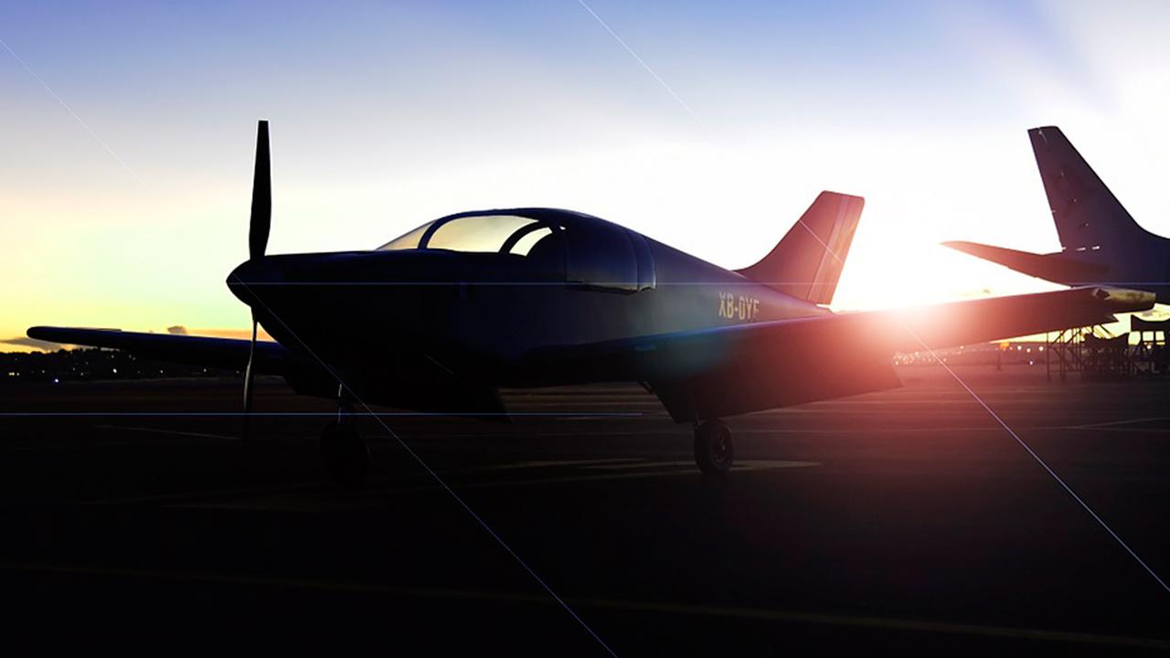Este es el primer prototipo de avión comercial fabricado en México