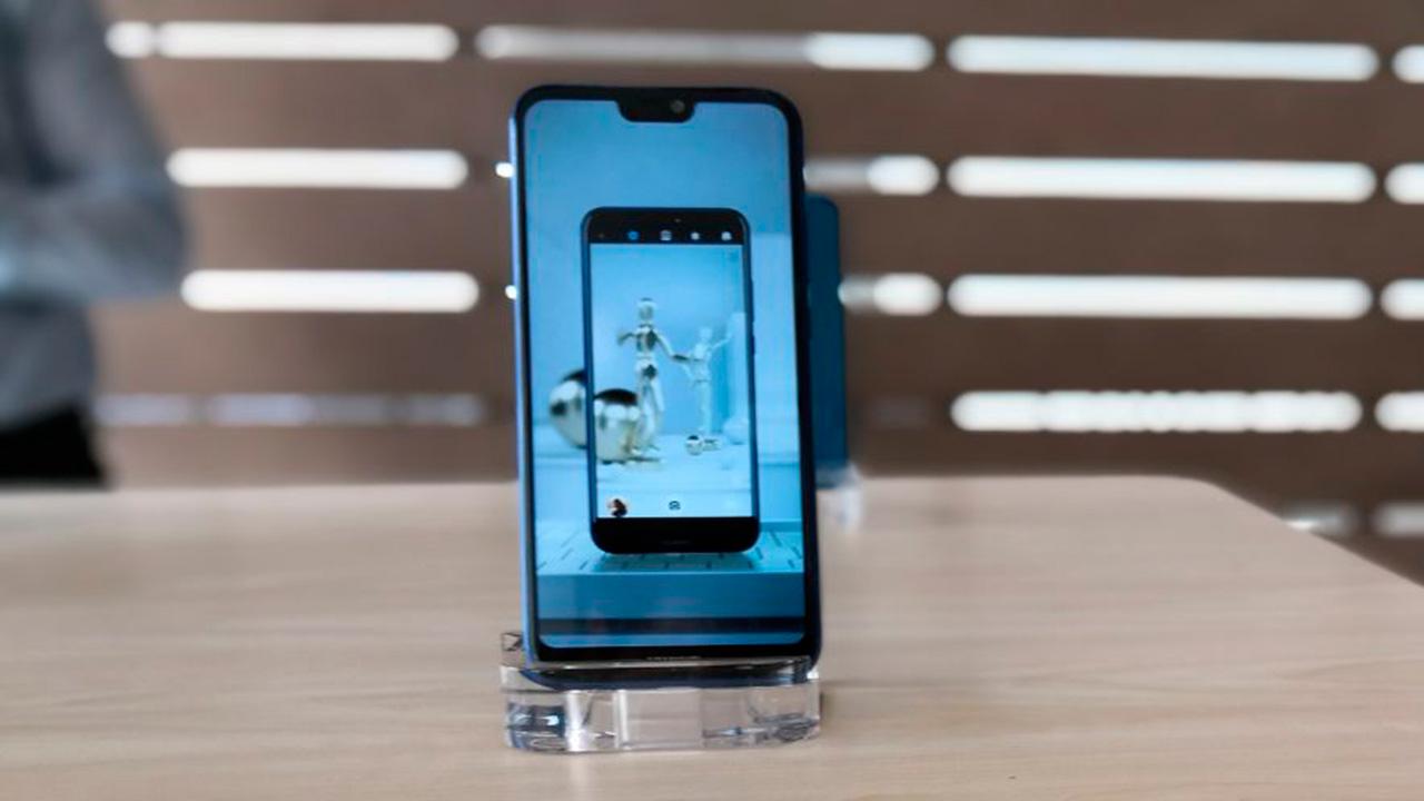 P20 lite, lo nuevo de Huawei con cámara dual trasera