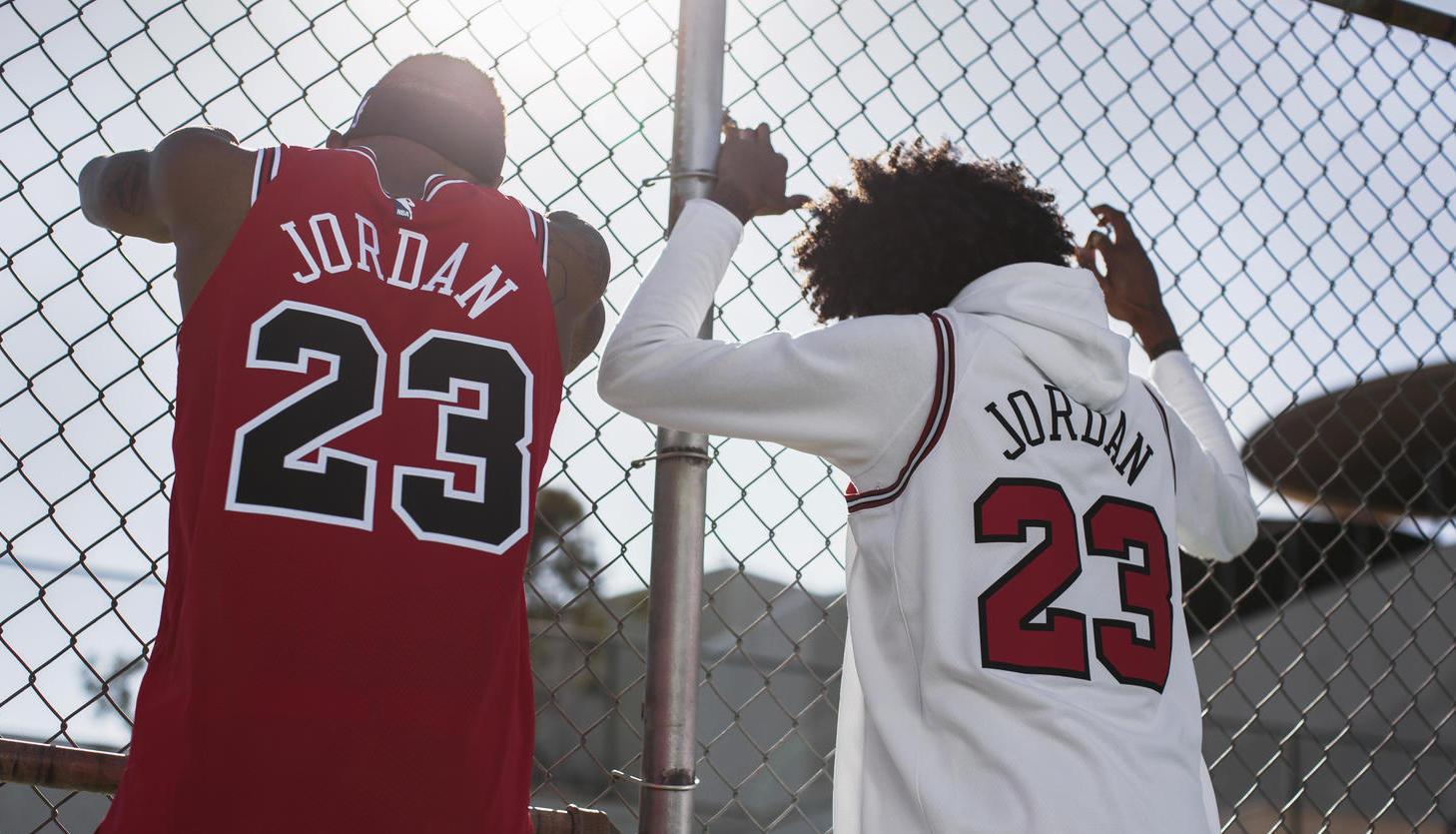 Nike relanza la legendaria camiseta No. 23 de Michael Jordan