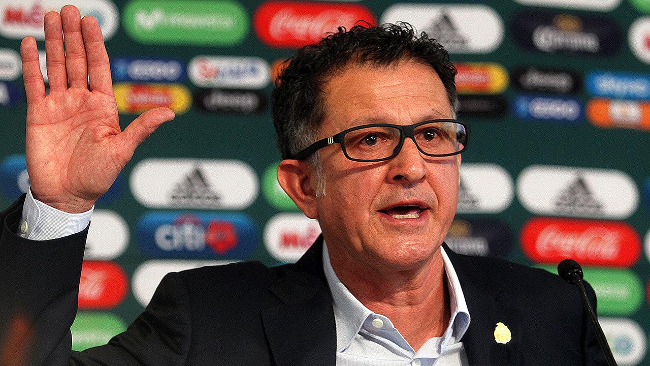 Juan Carlos Osorio ya no seguirá al frente de la Selección Mexicana