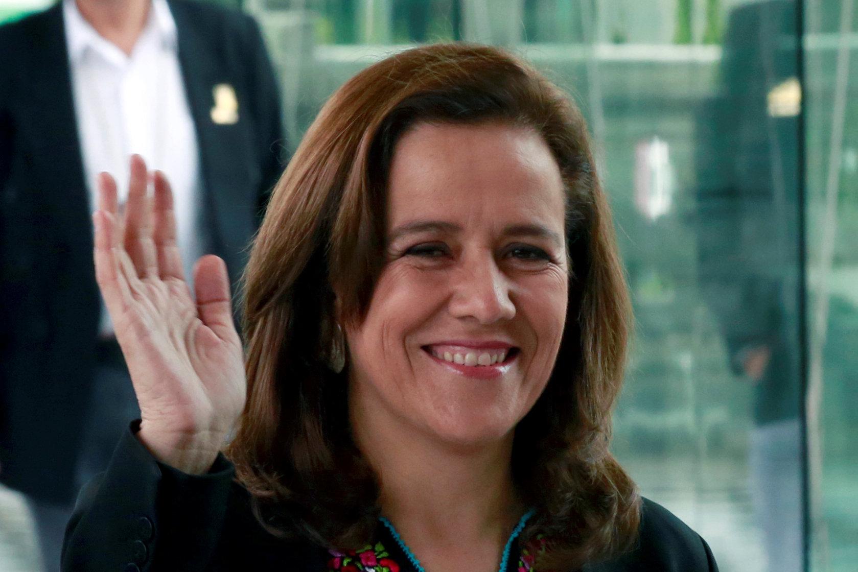 Margarita Zavala confía que México Libre será partido en 2020
