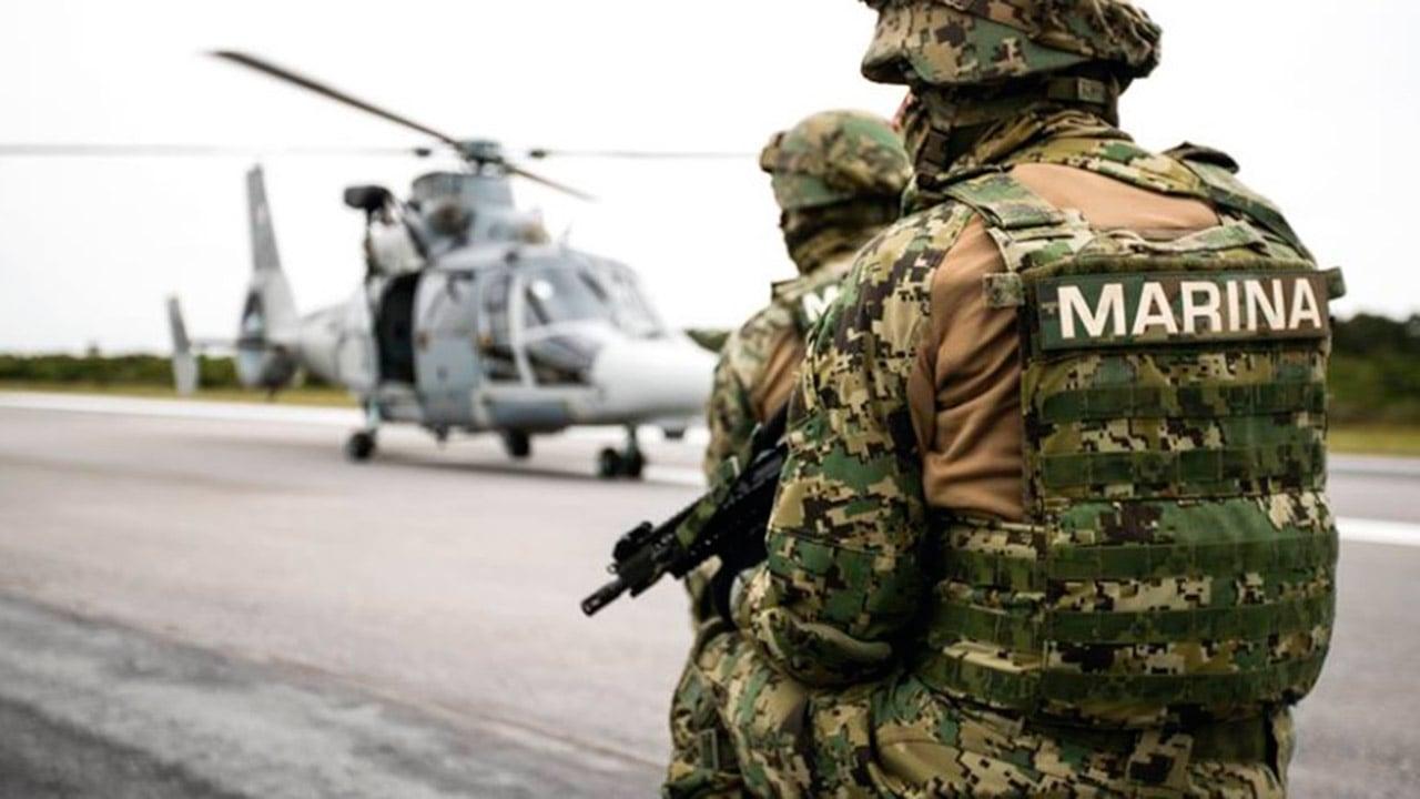 Marina refuerza seguridad con arribo de más elementos a Guerrero