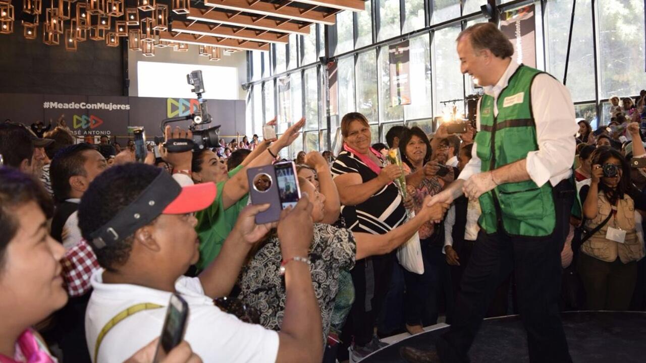 Diario de Campañas | Meade recuerda su libro; AMLO urge a licitar aeropuerto