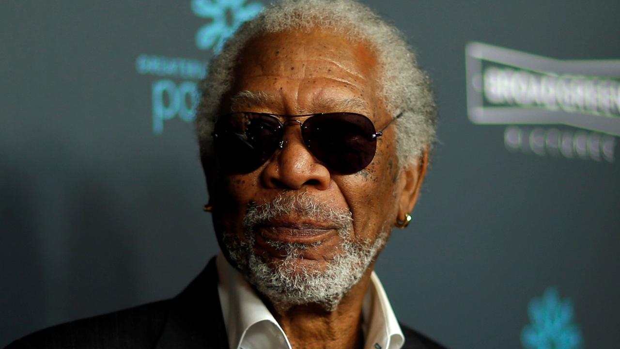 Mujeres acusan a Morgan Freeman de acoso y conductas inapropiadas