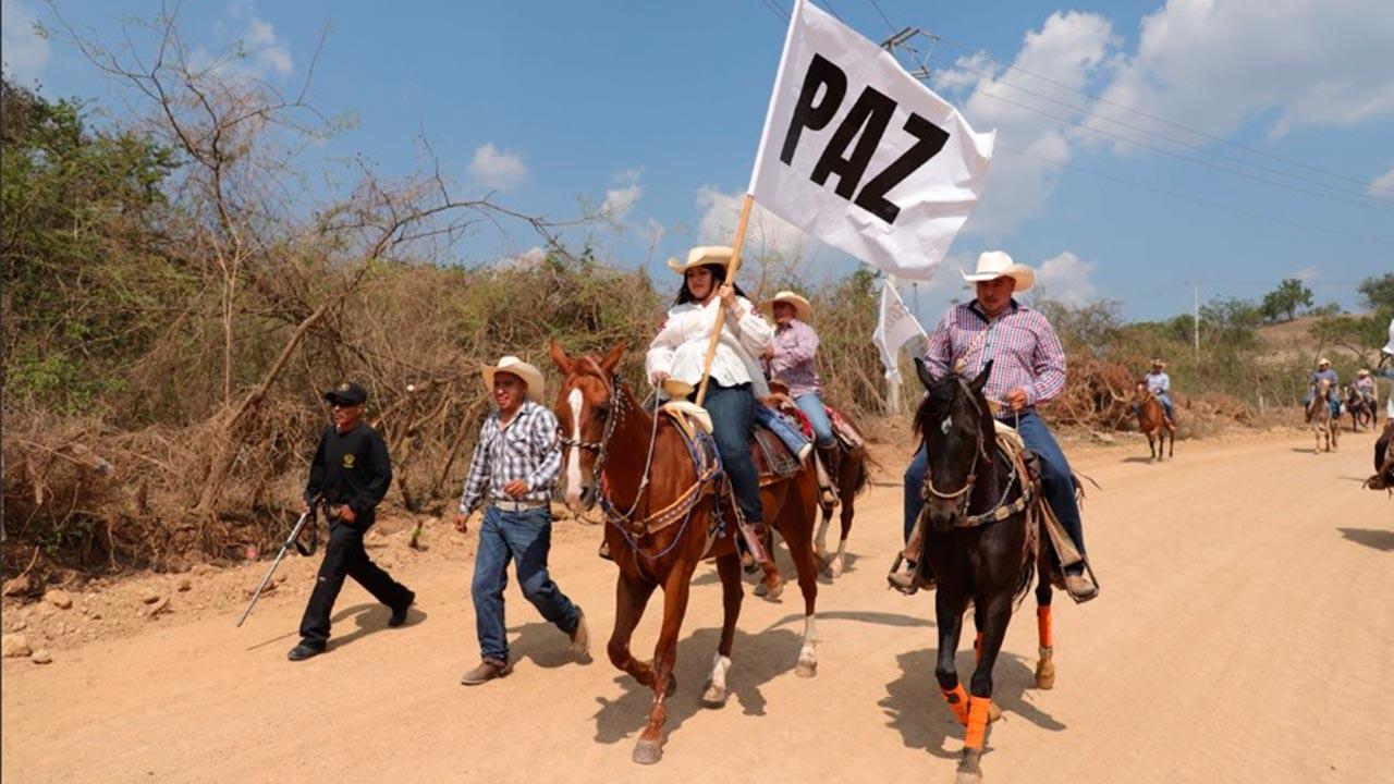 Tribunal Electoral multa al PRI por calumnias contra Nestora Salgado