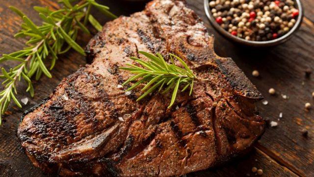 carnívoro carnes maduradas