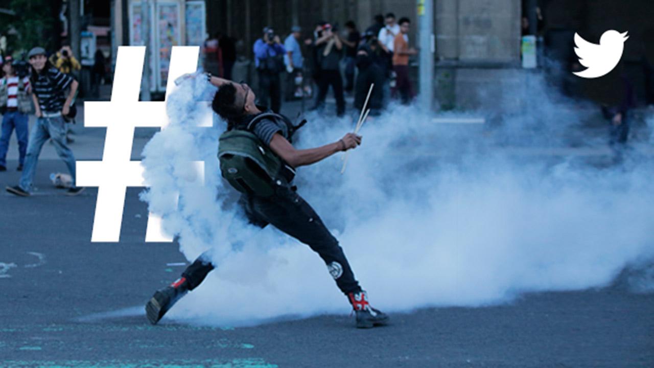 Twitter toma por primera vez las calles del país con #MéxicoPregunta