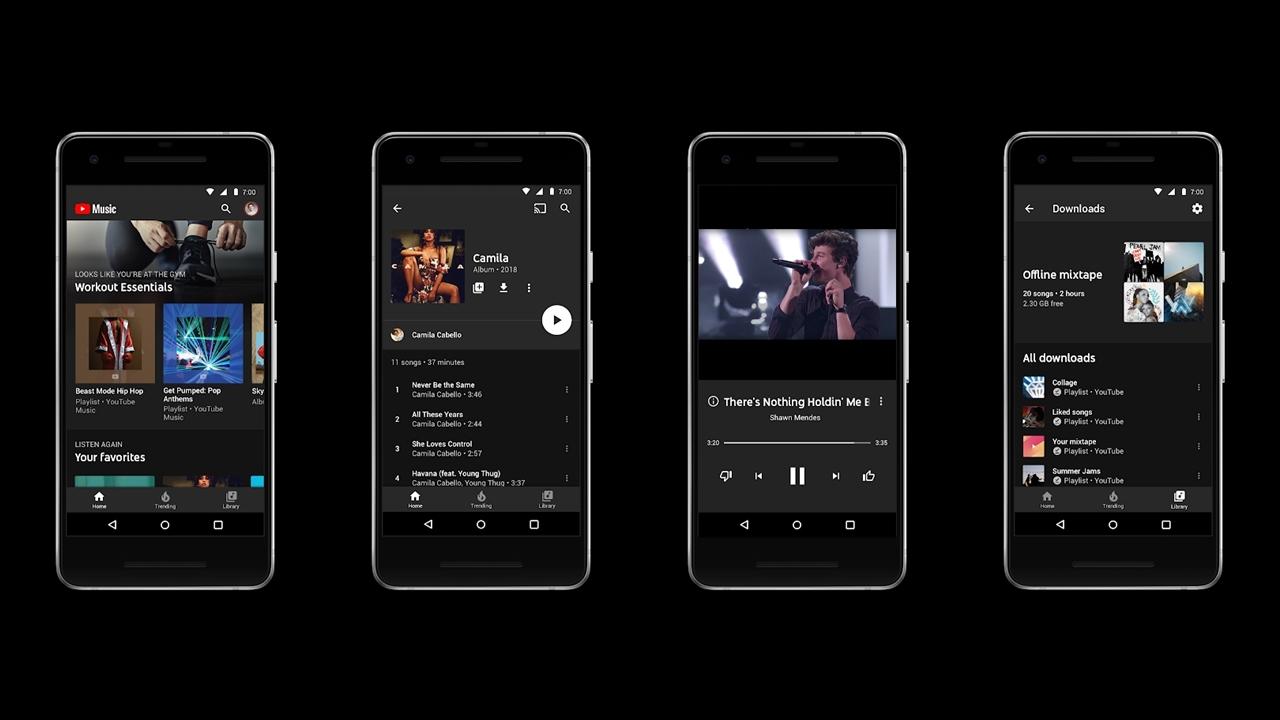 La guerra en el streaming se intensifica: YouTube Music llega el 22 de mayo