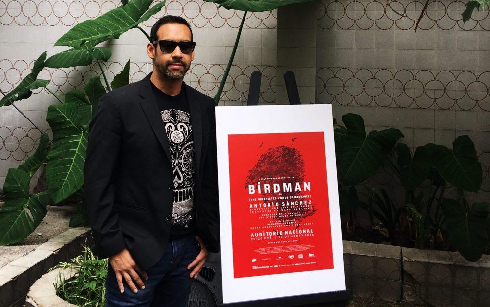 Antonio Sánchez, el mexicano detrás del score de Birdman