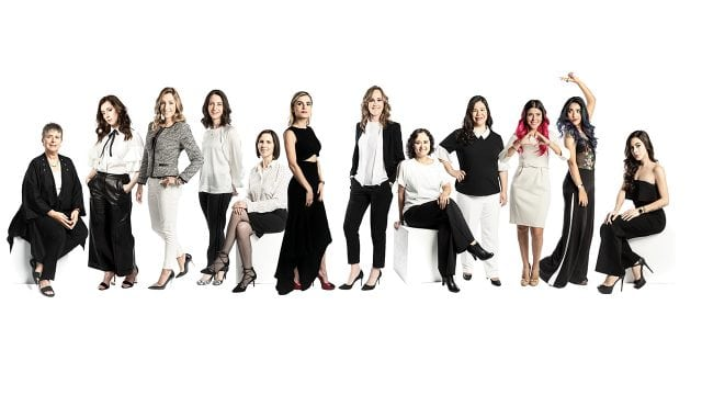 Mujeres Poderosas 2018. Foto: Angélica Escobar/Forbes México.