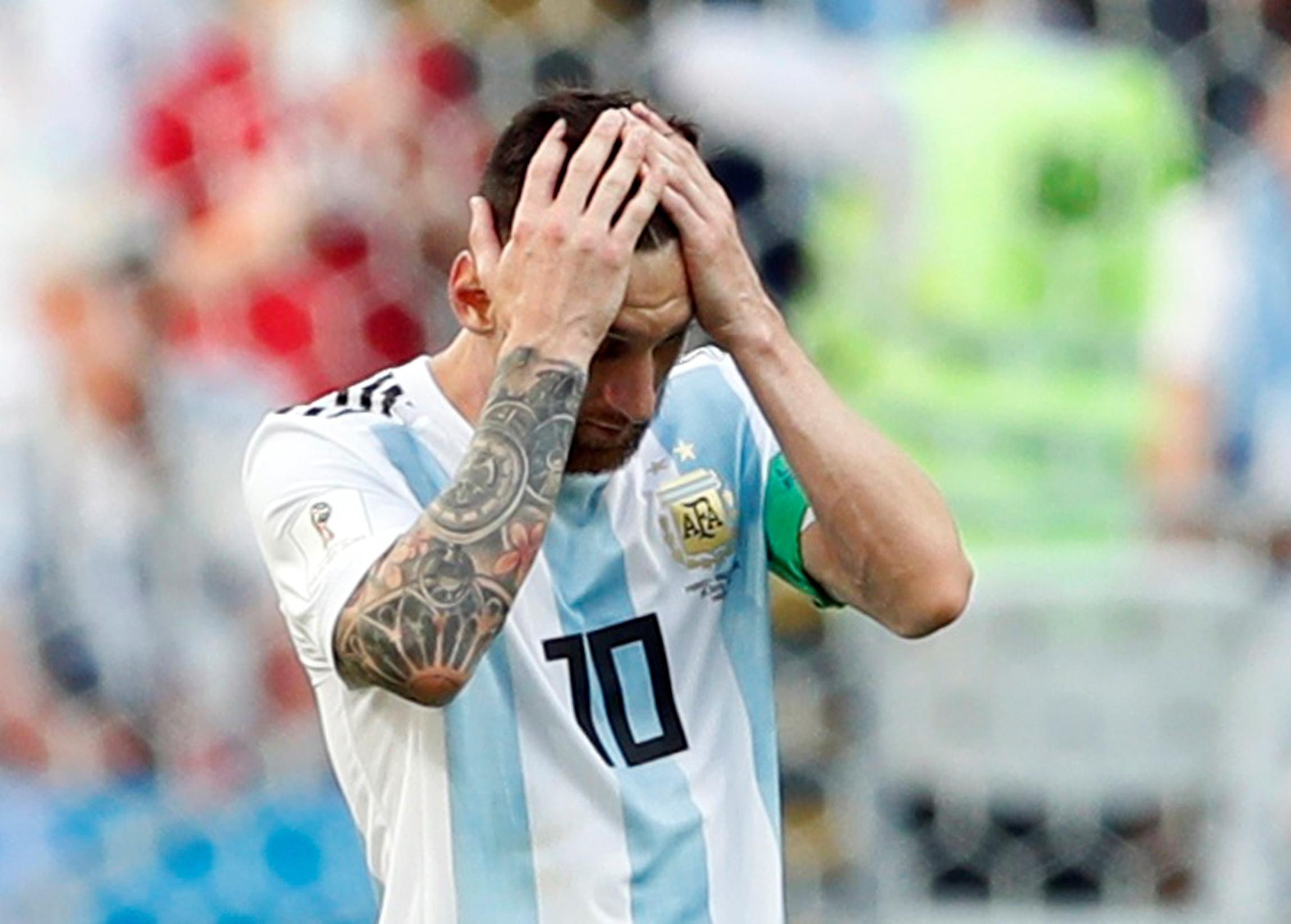 ¡Adiós, Messi! Francia elimina a Argentina del Mundial