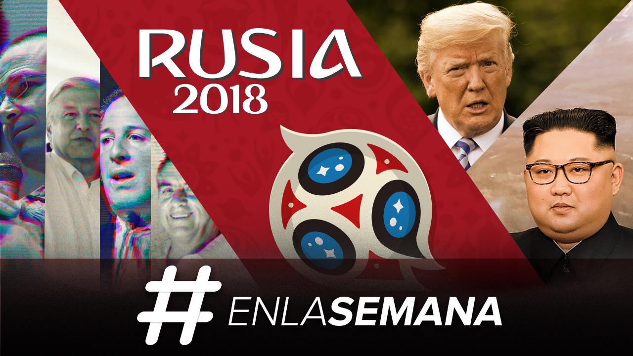 Agenda Forbes | Encuentro histórico, último debate y… ¡arranca el Mundial!