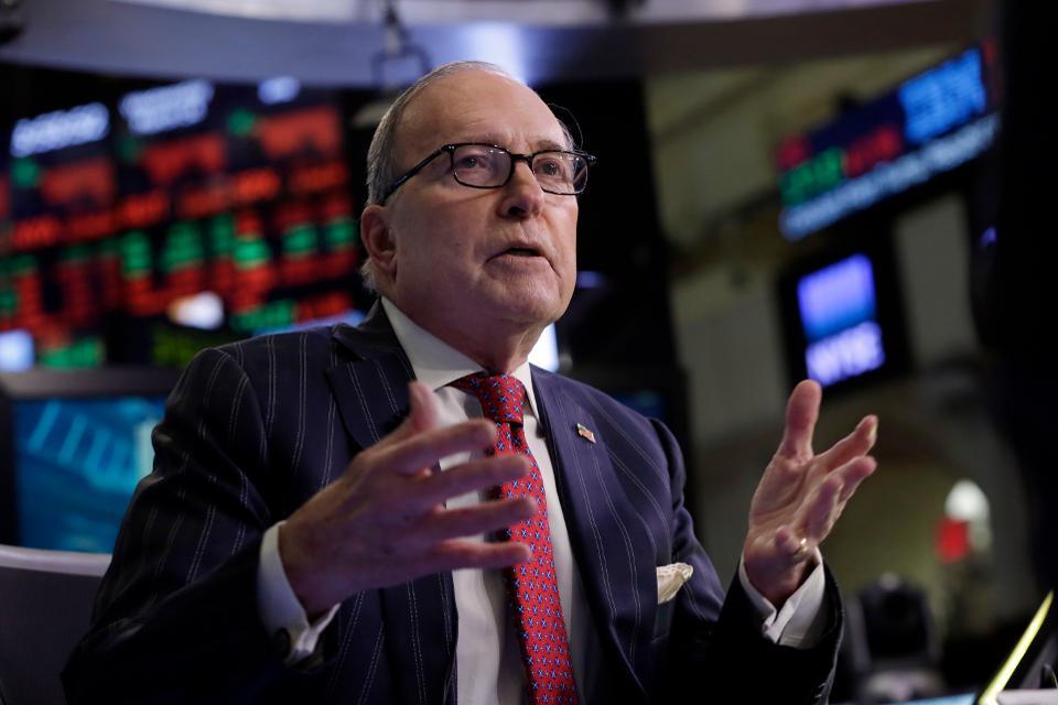 Asesor económico de la Casa Blanca sufre un ataque cardiaco