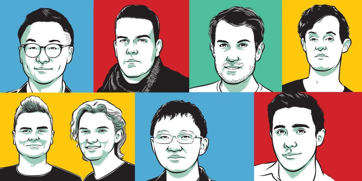 Las startups de blockchain más intrépidas de los 30 menores de 30 de Forbes