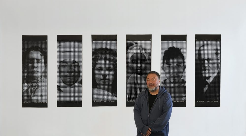eBay y Ai Weiwei lanzan colección de arte con causa