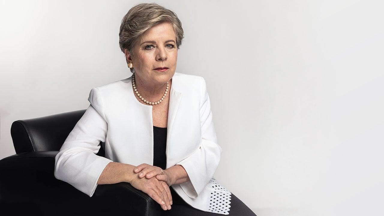 Alicia Bárcena, dispuesta a colaborar con gobierno de López Obrador