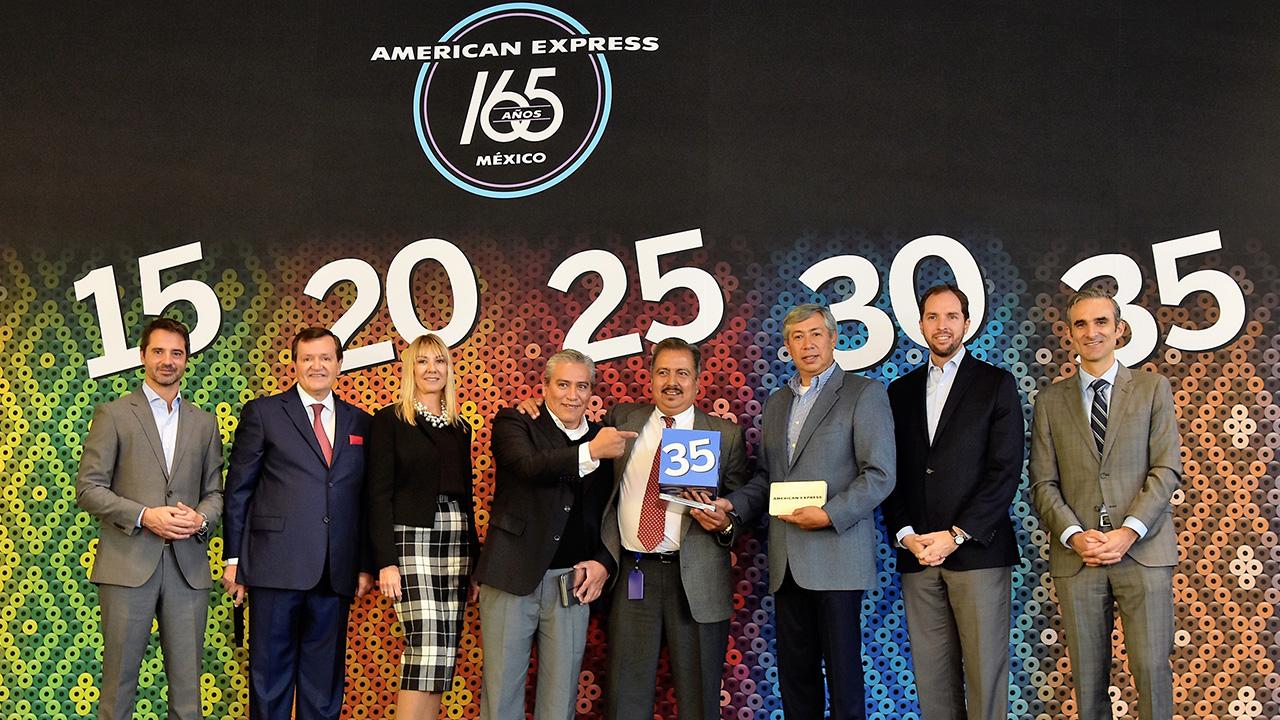 Respaldo total a comunidades, clientes y colaboradores: American Express