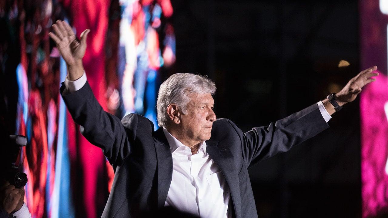 Líderes latinoamericanos felicitan a AMLO por victoria