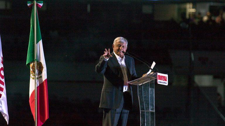 Andrés Manuel López Obrador, candidato a la Presidencia de México. Foto: Angélica Escobar/Forbes México.