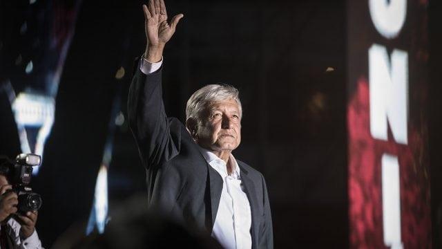Andrés Manuel López Obrador, candidato a la Presidencia de México 2018. Foto: Angélica Escobar/Forbes México.