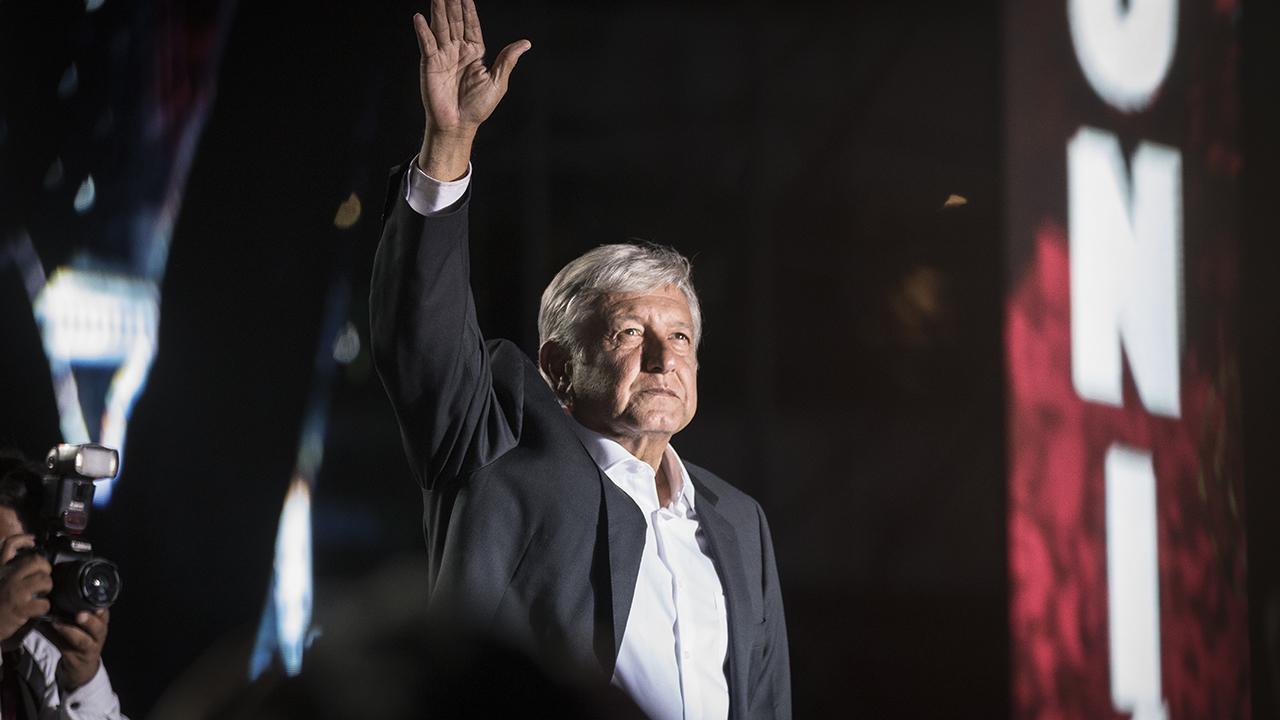 López Obrador también arrasó en Twitter el 1 de julio