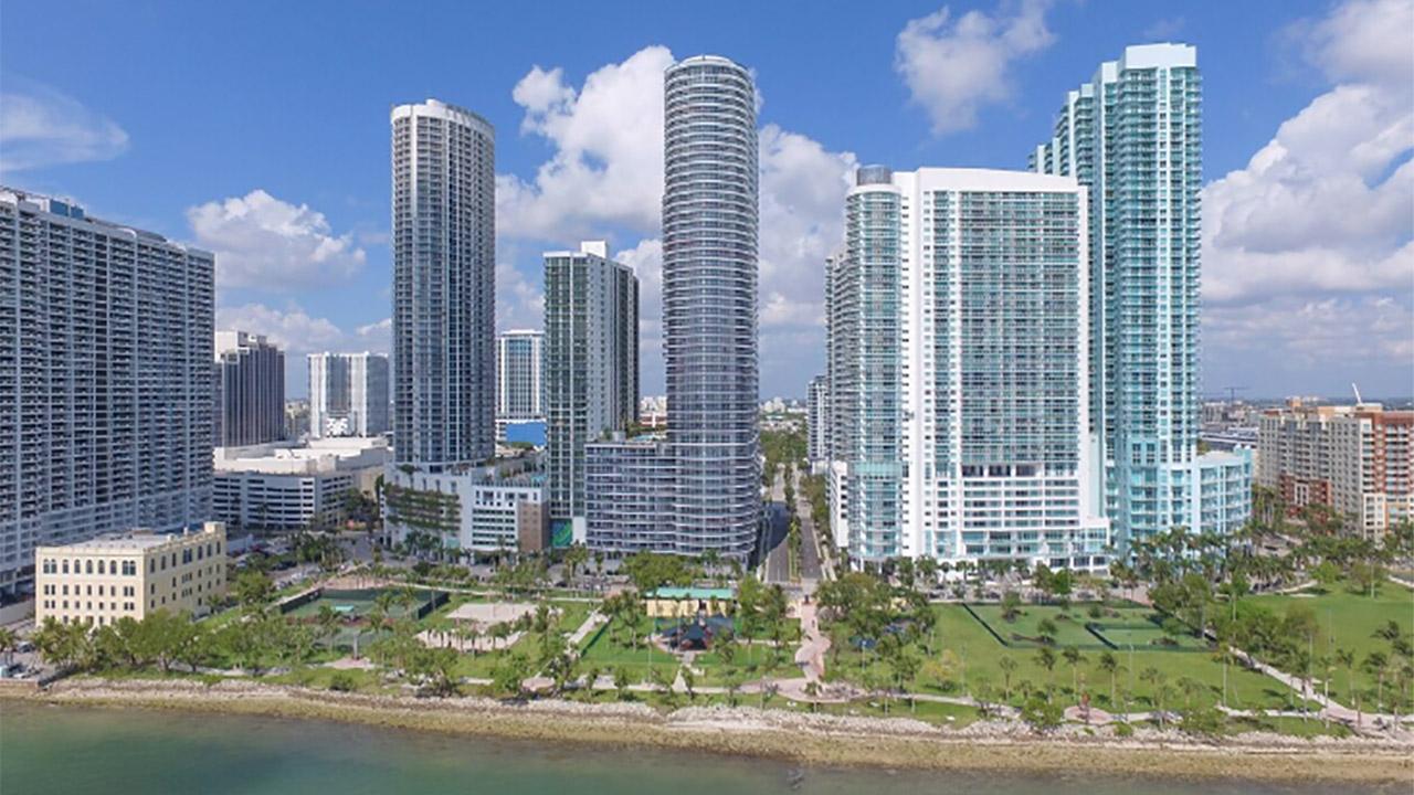 Continúa el auge de los condominios de lujo en Miami